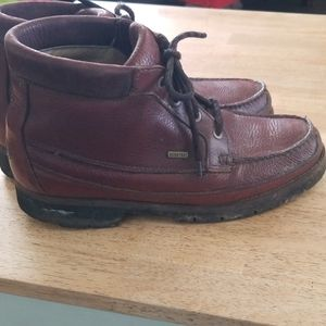 Rocky Hand Chuckka work boots with Gore tex